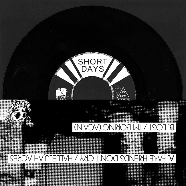 Short Days single round ep build me a bomb records 2013